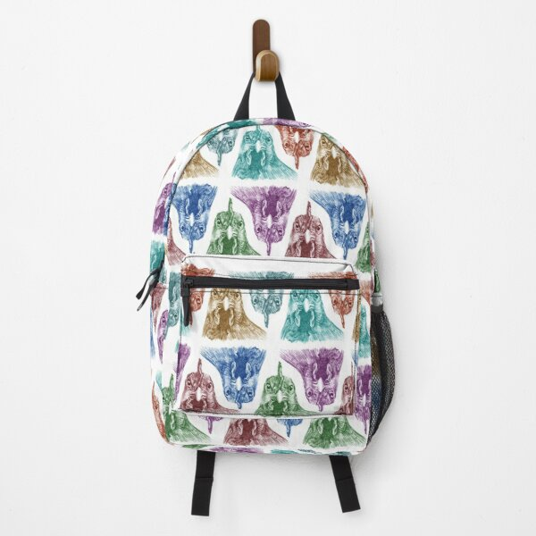 Kaleidosgallo - Luigi D'Amico Backpack