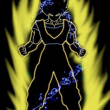 Goku by abz777