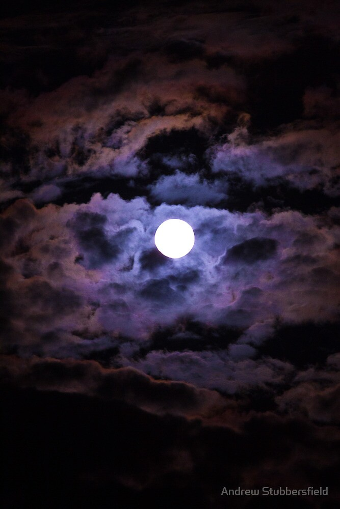 Man in the Moon by AWS-PHOTOGRAPHY