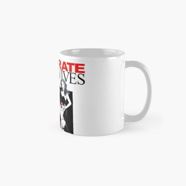 Desperate Housewives Illustration Classic Mug