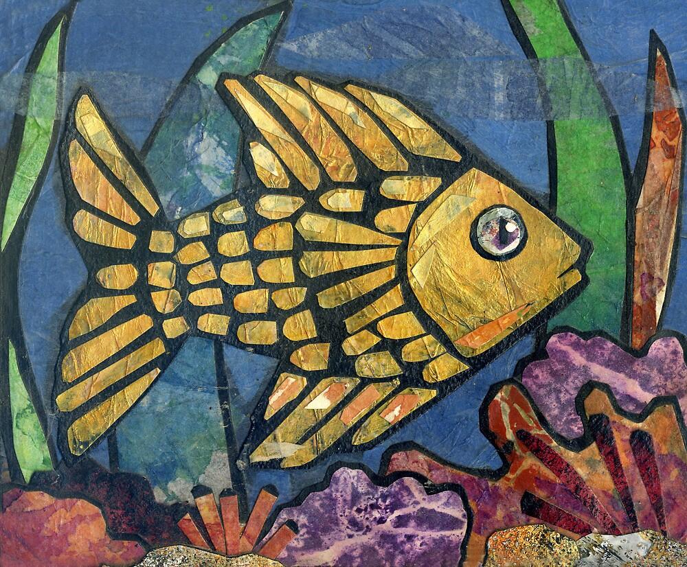 Golden Fish by Barbara Nye