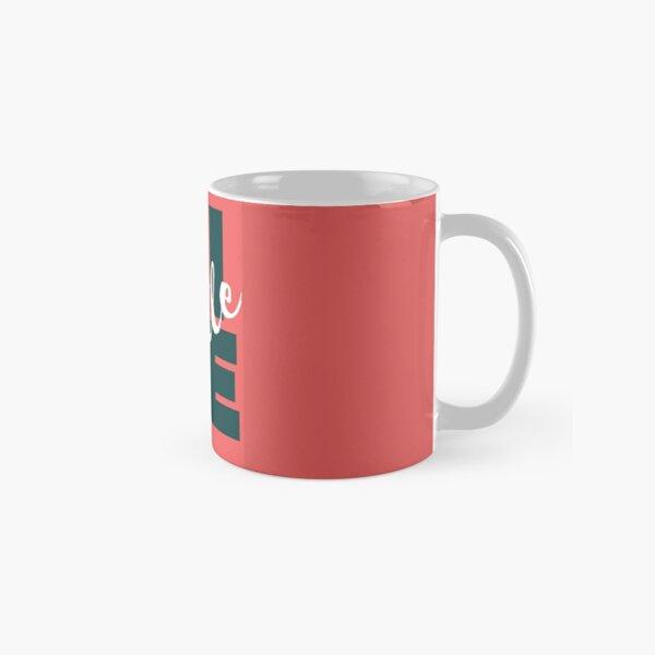 My Vibe Is Hustle. Hustle Vibe. Classic Mug
