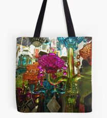 Myriad of colours Tote Bag