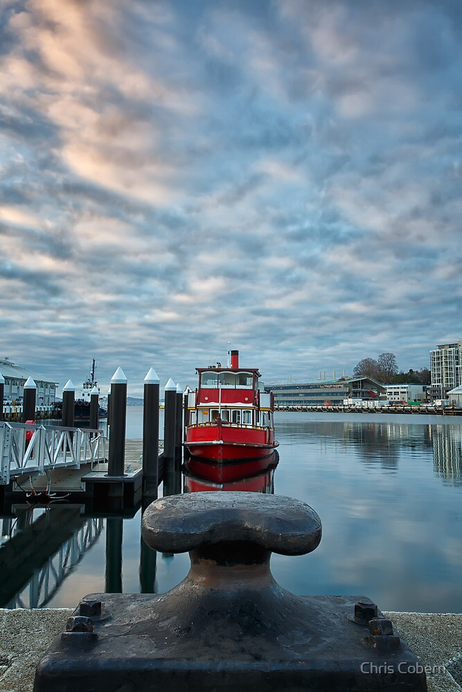 M.V. Emmalisa, Hobart, Tasmania #2 by Chris Cobern