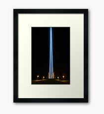 Spectra, Hobart, Tasmania #3 Framed Print