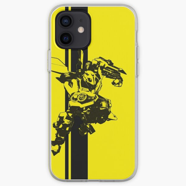 BUMBLEBEE ACTION iPhone Soft Case