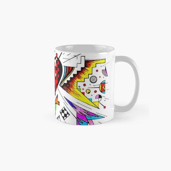 Heart Doodle Classic Mug