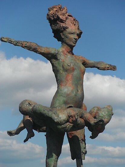 Limbless Dancer by Molly Quinn