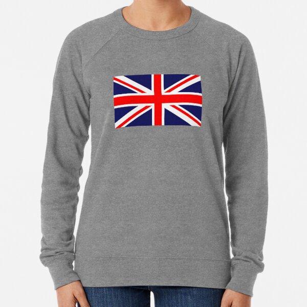 Union Jack Lightweight Sweatshirt