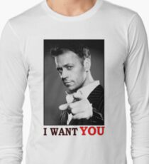 I WANT YOU - ROCCO SIFFREDI Long Sleeve T-Shirt