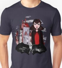 Mavis. Hotel Transylvania Slim Fit T-Shirt