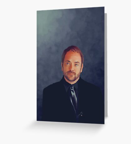 Crowley Greeting Card