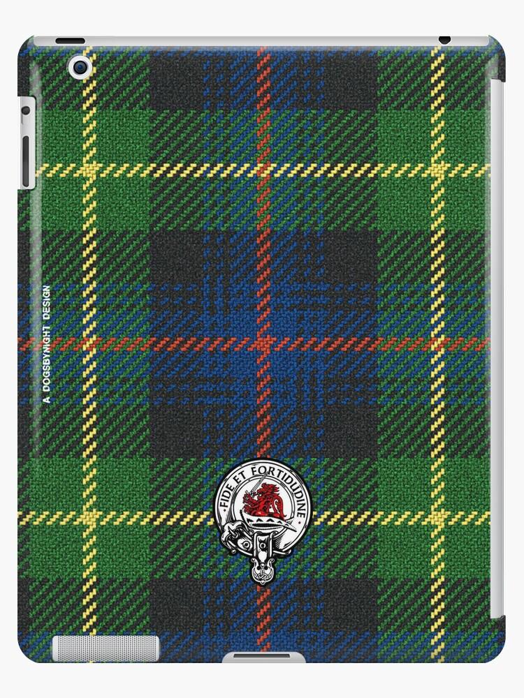 Farquharson Clan iPad by dogsbynight