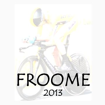 Chris Froome 2013 by eggnog