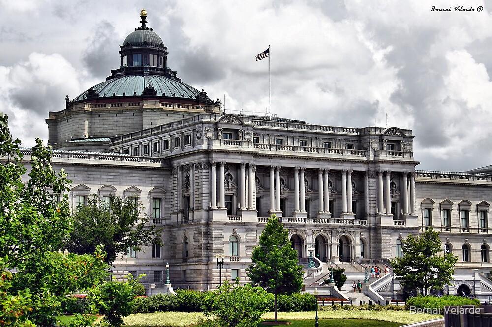 Library of Congress by Bernai Velarde PCE 3309