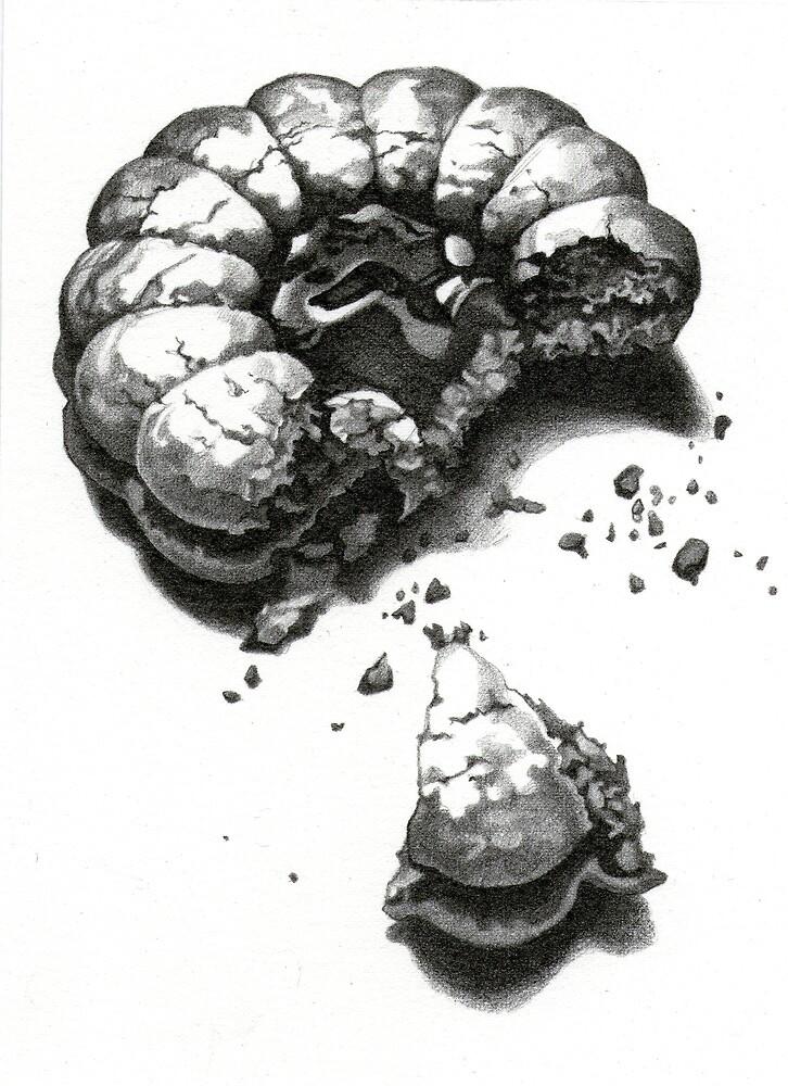 Flower cookie by Alisaryn