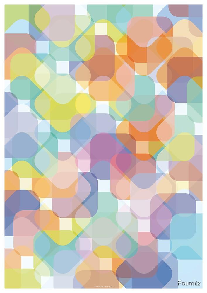 Geometric Square Part 2 by Fourmiz