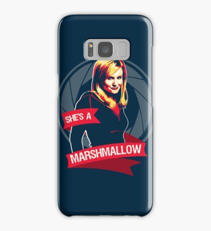 She's a Marshmallow Samsung Galaxy Case/Skin