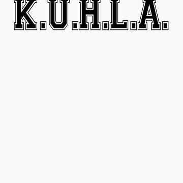 KUHLA - Tommo by Jamielundahl