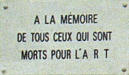 du champ d'honneur  by ARTDUST