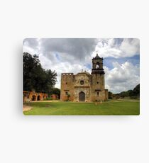 The Cathedral of San Jose - San Antonio Canvas Print