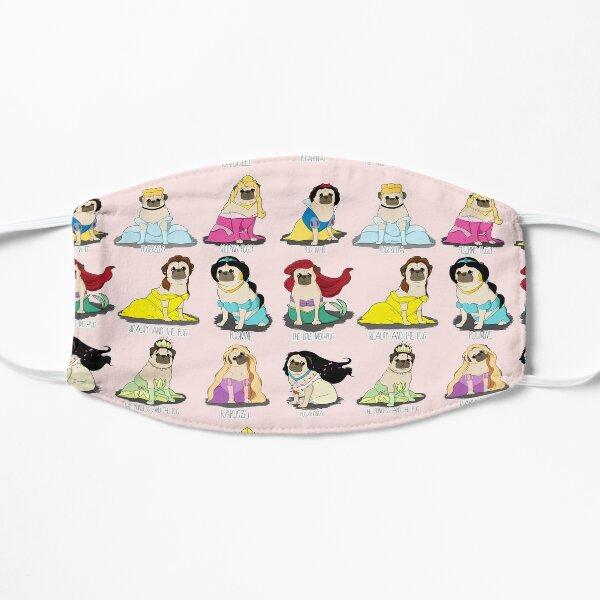 Pug Princesses Mask