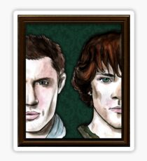 The Winchester Brothers Sticker