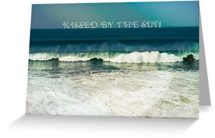 Kissed by the sun by calamarisky