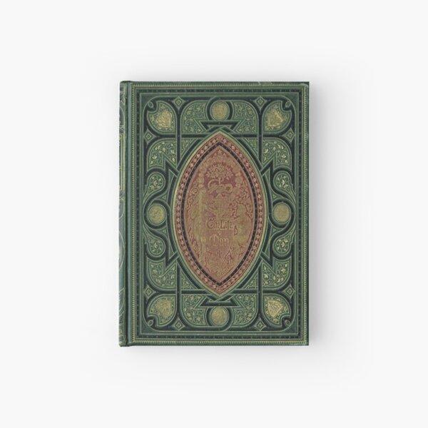 Antique Journal / Spellbook, Life of Man Hardcover Journal