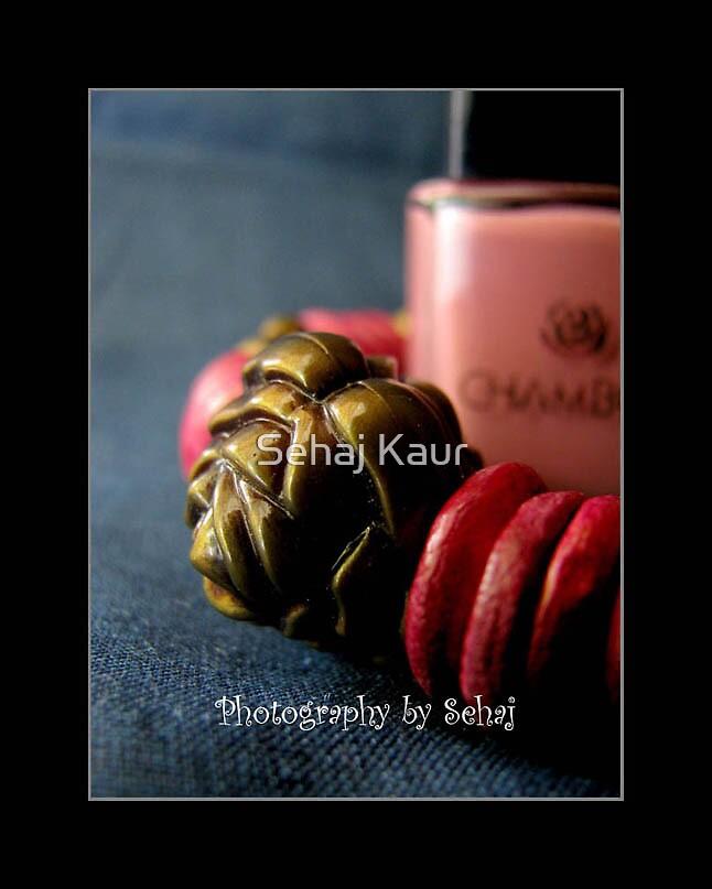 DREAMS IN PINK! by Sehaj Kaur