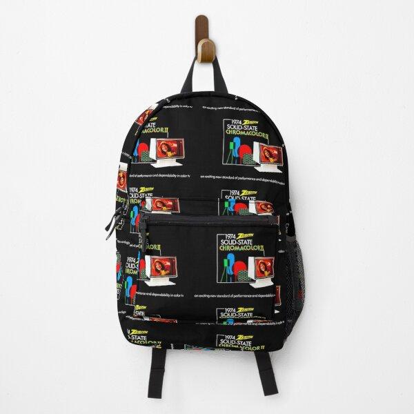 ZENITH CHROMACOLOR II ADVERT Backpack