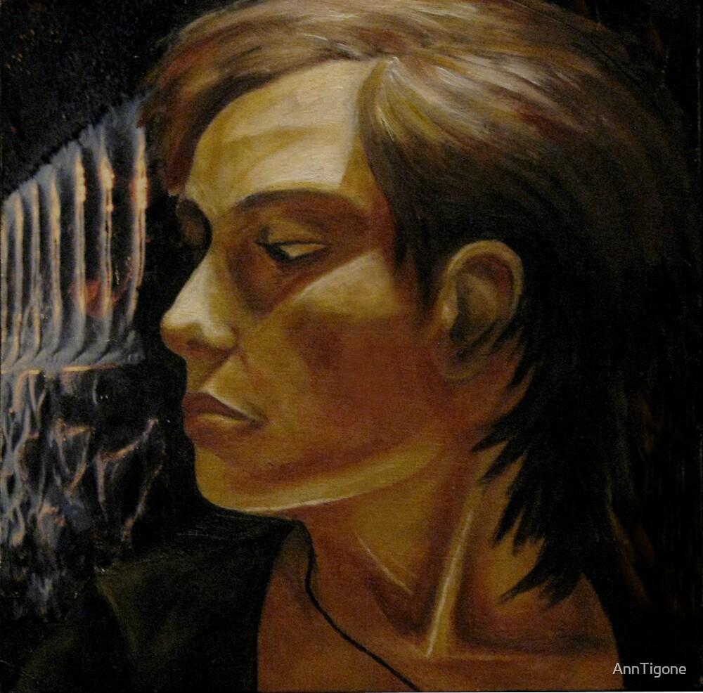 Brooding I by AnnTigone