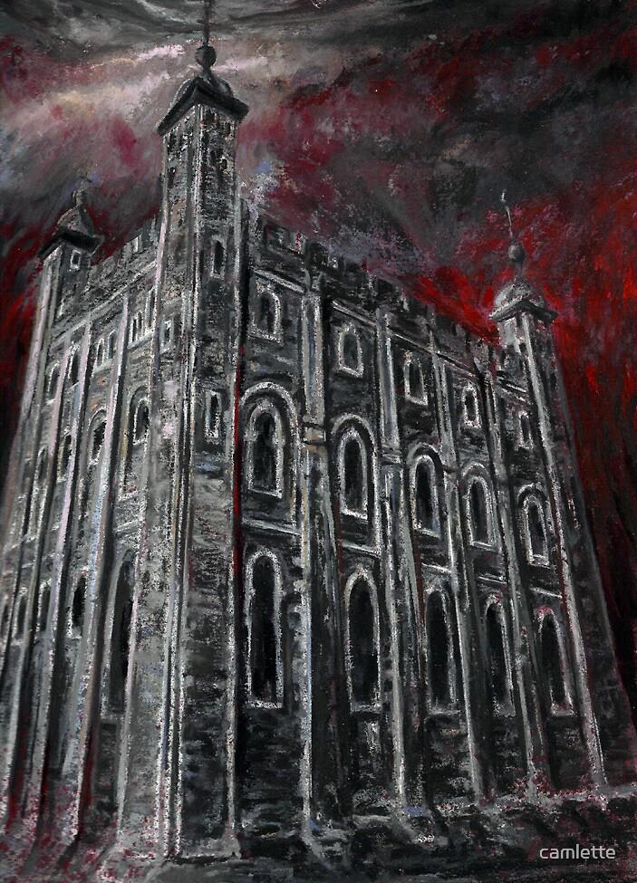 Tower of London by Cameron Hampton