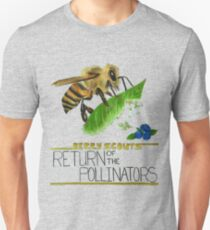 Return of the Pollinators T-Shirt