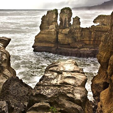 Pancake Rocks 2 by charlesk