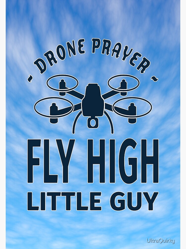 Drone Prayer. by UltraQuirky