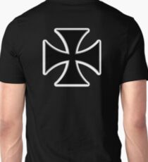 Iron Cross, German, Germany, Military, Decoration, Medal, Honor, Biker symbol, Gangs T-Shirt