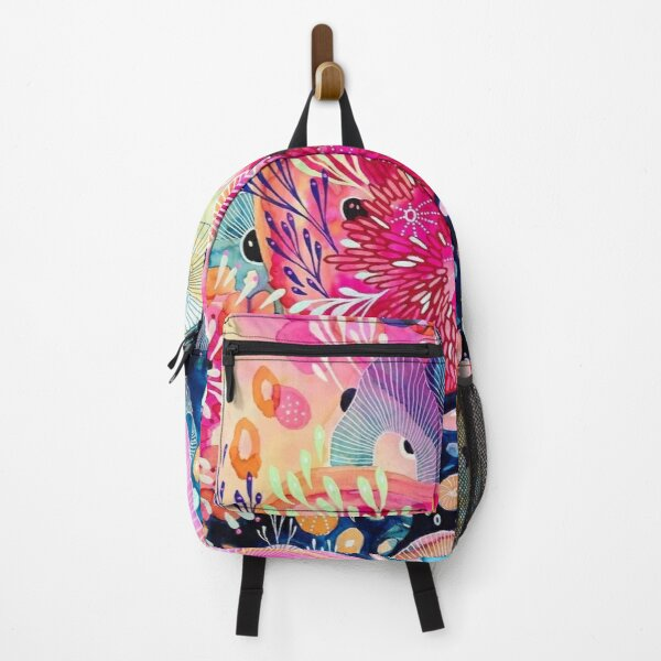 Flower Harmony Backpack