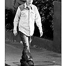 Rainn Wilson - Out Of The Office by Ron Dubin