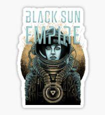 Black Sun Empire/1 Sticker