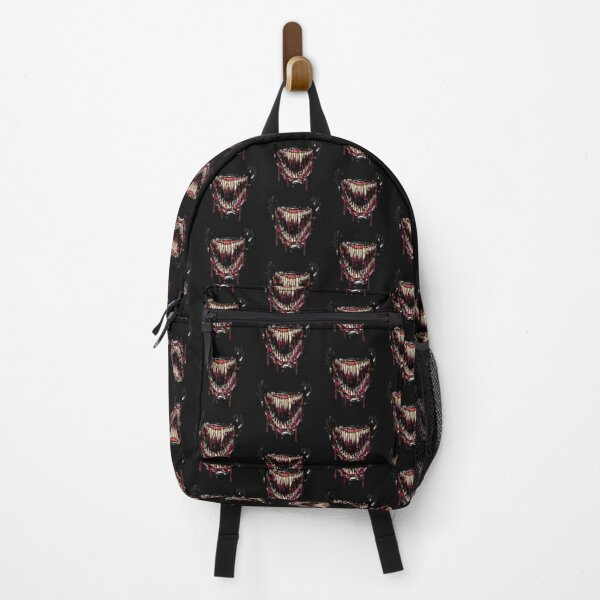 Smile Hungry Monster Backpack