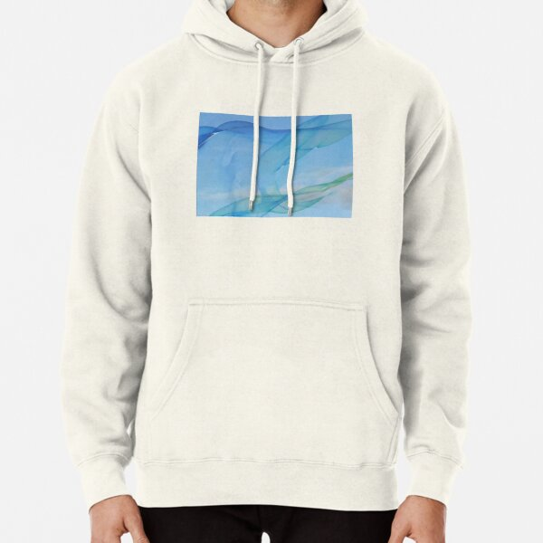Bubble Abstract Pullover Hoodie