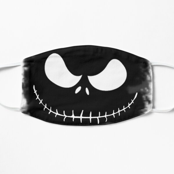 Jack Skellington Flat Mask