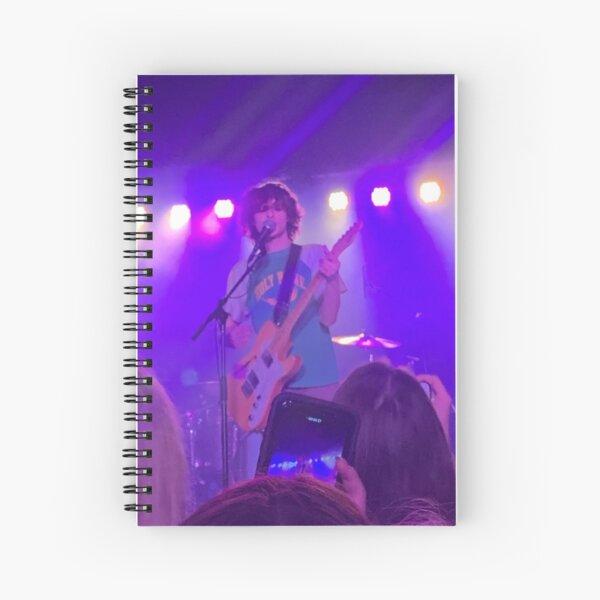 Finn Wolfhard Spiral Notebook