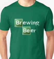 Brewing Beer Unisex T-Shirt