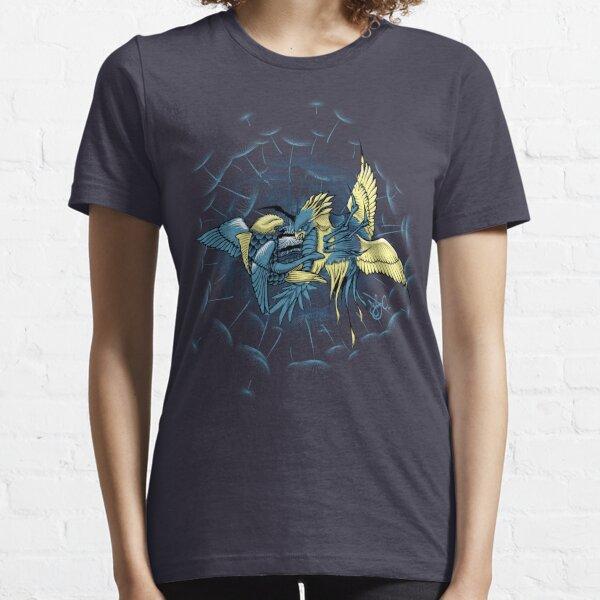 Birdfight Essential T-Shirt