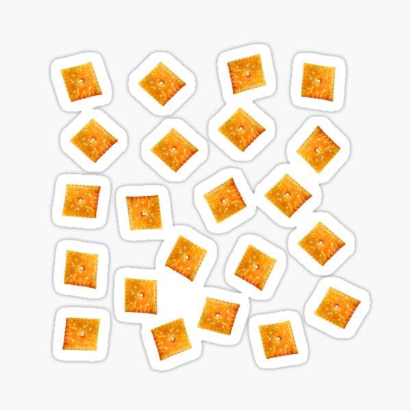 Cheez it pack Sticker