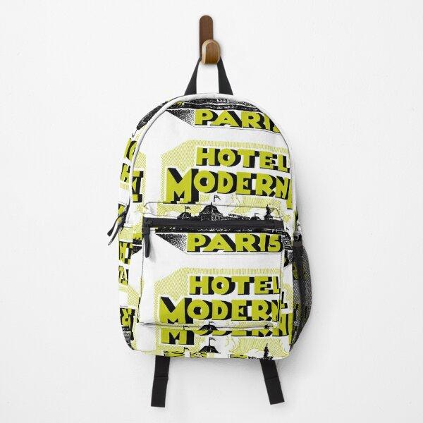 HOTEL MODERNE, PARIS Backpack