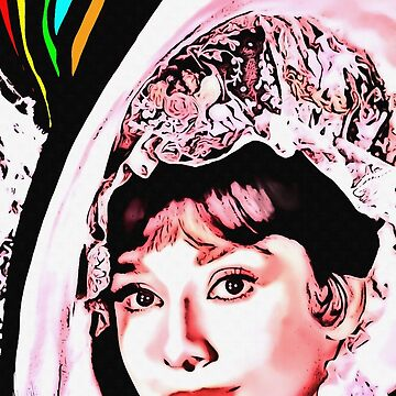 Audrey Hepburn in My Fair Lady by artcinemagaller