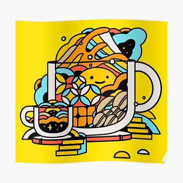 Good Coffee Poster